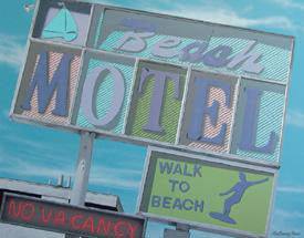 Beach Motel- Anthony Ross