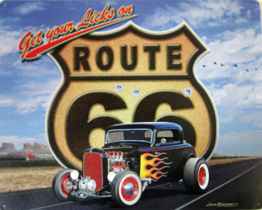 Get Your Licks on Route 66