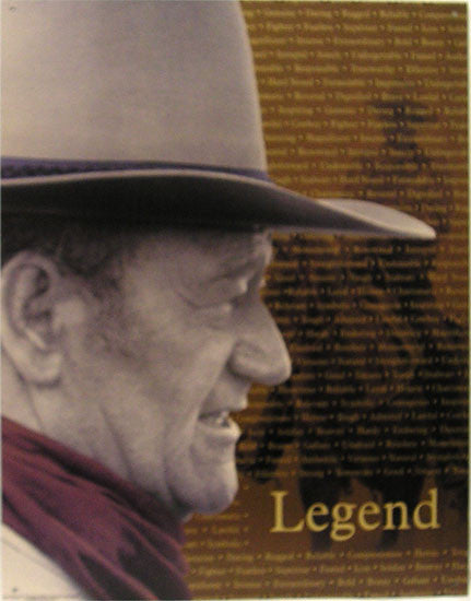 John Wayne-Legend