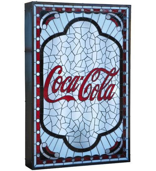 "25.25""W X 38.25""H X 5""D Coca-Cola Tabernacle LED Display"