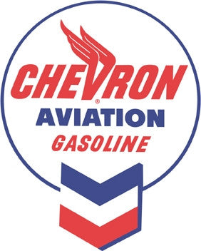 Chevron Aviation Gasoline