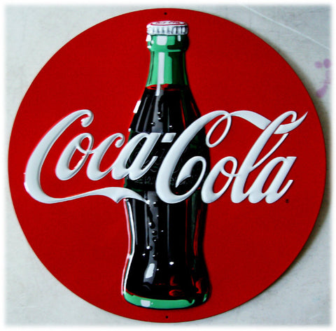 Coca-Cola Disc (embossed)