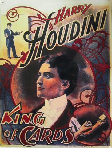 Houdini-King of Cards