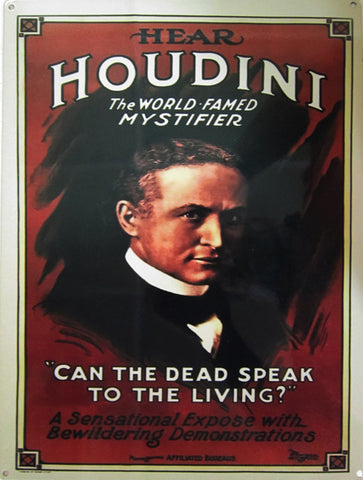 Houdini-Can The Dead Speak