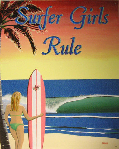 Surfer Girls Rule