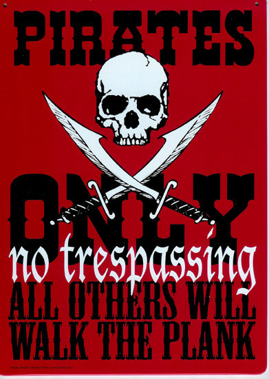Pirates Only