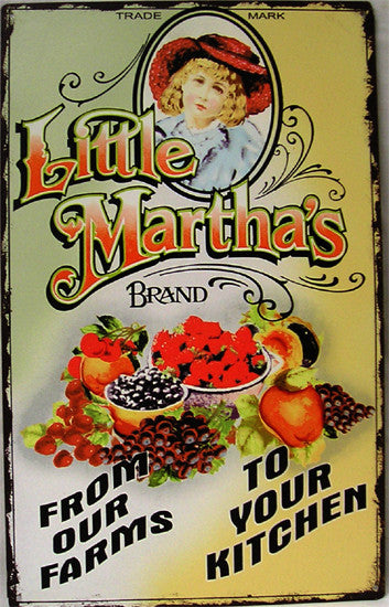 Little Martha's Brand