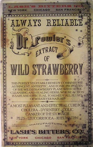 Dr. Fowler-Wild Strawberry