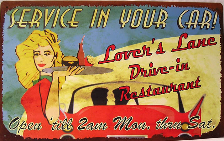 Service In Your Car Lover's Lane