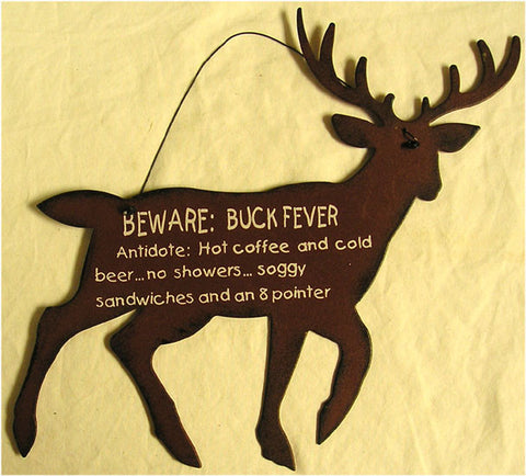 Beware: Buck Fever (lot of 2) unit cost $4.00