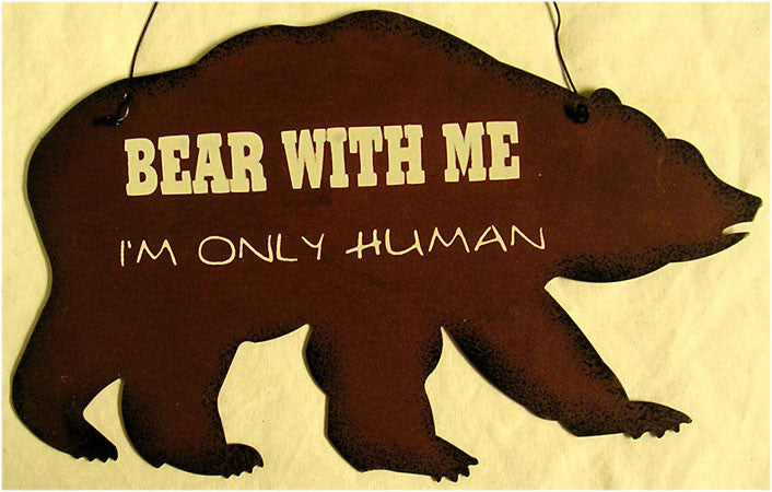 Bear With Me (lot of 2) unit cost $4.00