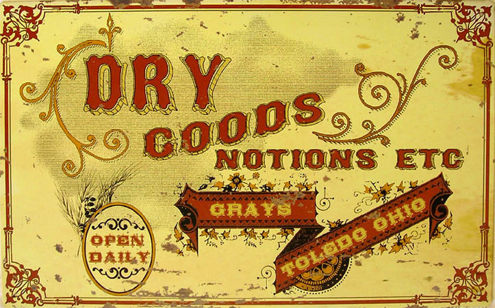 Dry Goods Notions Etc
