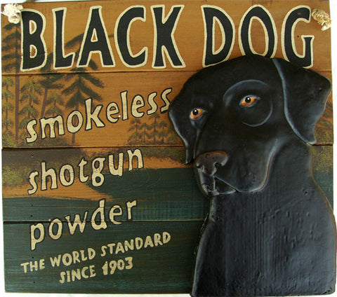 Black Dog-Shotgun Powder