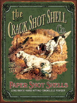 Crack Shot Shell