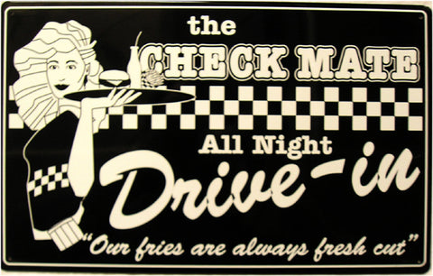 Check Mate Drive-In