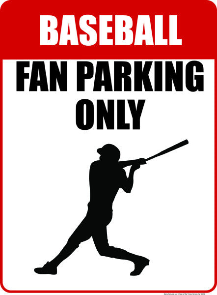 Baseball Fan Parking