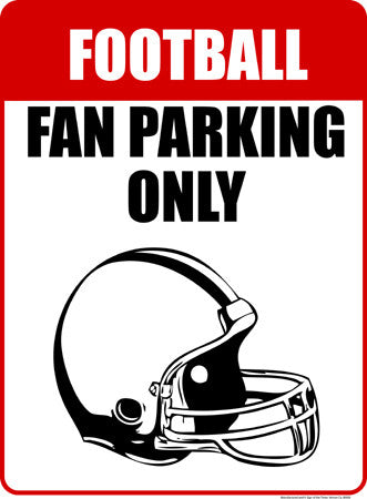 Football Fan Parking