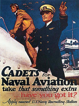 Cadets-Naval Aviation