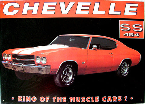 Chevelle SS454 (lots of 6) unit cost $3.33 /11