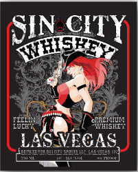 Sin City Whiskey