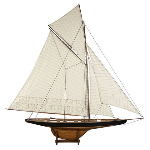 America's Cup Columbia 1901, Large, French Finish