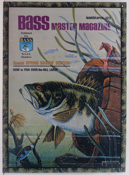 Bass Master Fish in Barrel