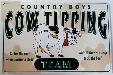Cow-Tipping