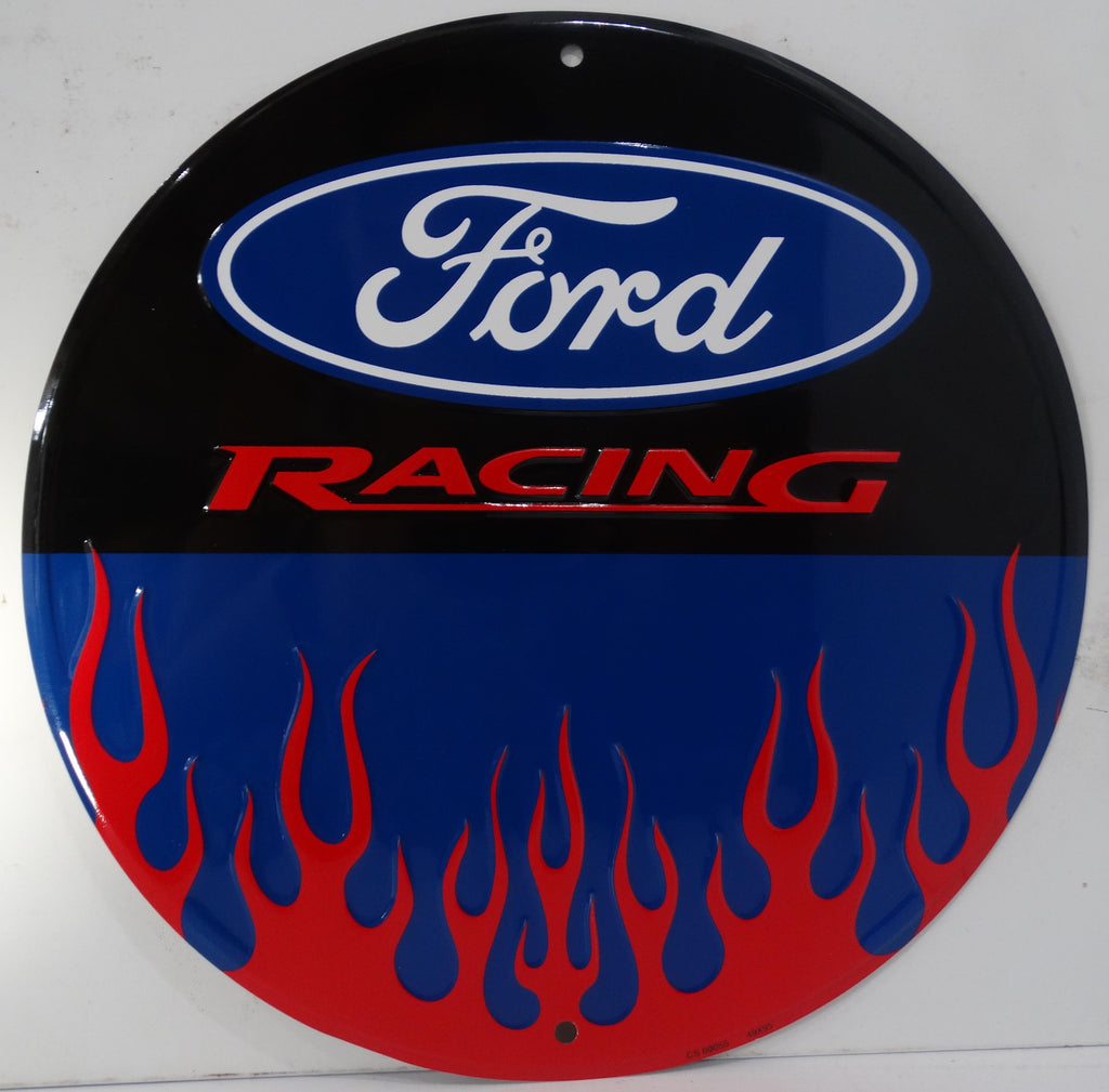 Ford Racing-Round