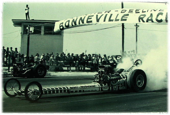 Bonneville Race (custom oversize)