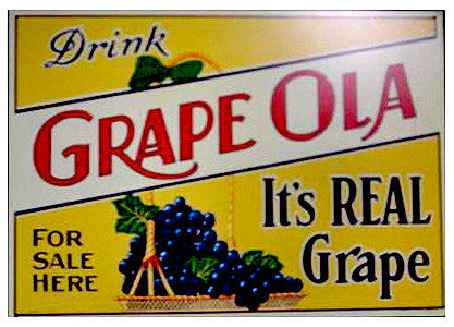Drink Grape Ola