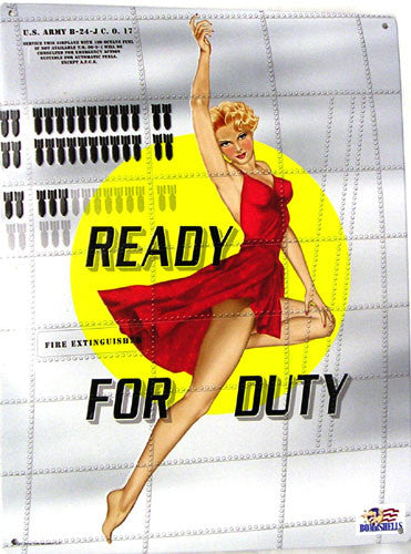 Bombshells-Ready For Duty