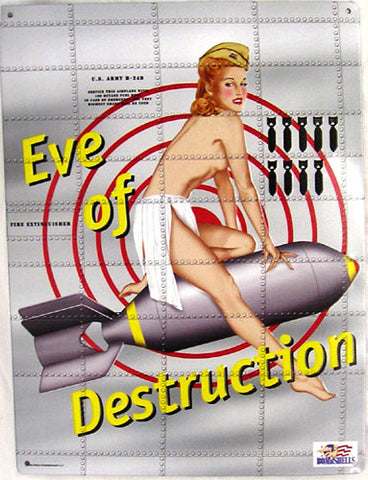 Bombshells-Eve of Destruction