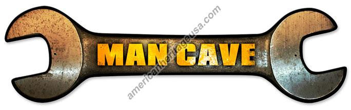Man Cave-Wrench