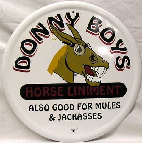 Donny Boys Horse Liniment