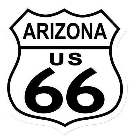 Arizona Route 66 (XLarge)