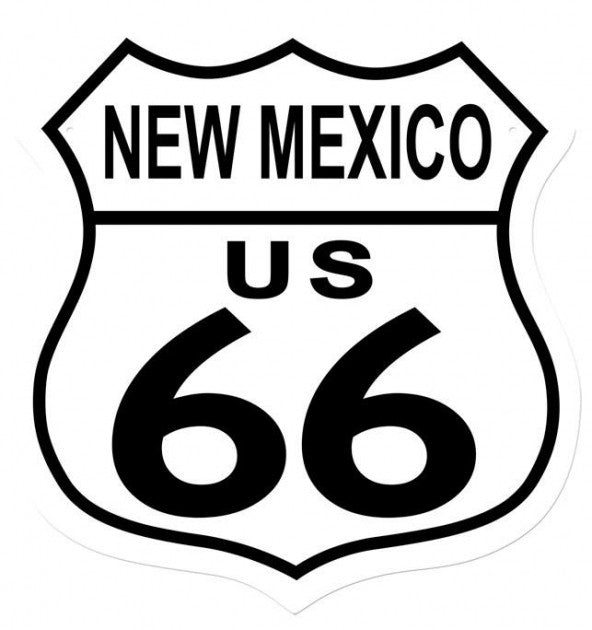 New Mexico Route 66 (XLarge)
