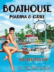 Boathouse  Marina & Grill