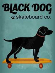 Black Dog Skateboard Co.