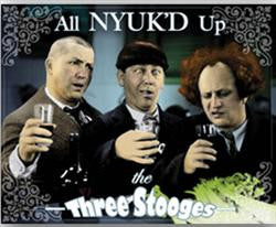 All NYUK'D Up-Three Stooges