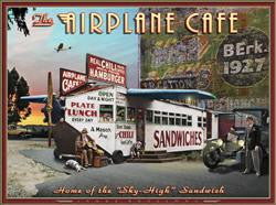 Airplane Cafe
