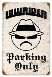 Lowrider Parking Only