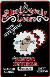Blood Sweat & Gears