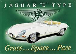 Jaguar E Type (lot of 3) unit cost $7.50 /7