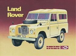 Land Rover Yellow (lot of 3) unit cost $7.50 /5