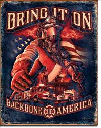 Bring It On-Backbone America