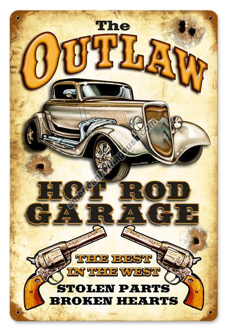 Outlaw-Hot Rod Garage