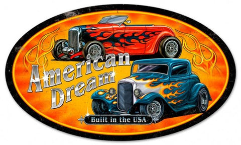 American Dream (oval)