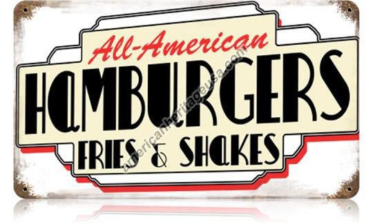 All American Hamburgers