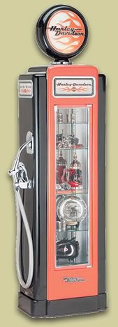 Wayne 70 Display Cabinet-Harley