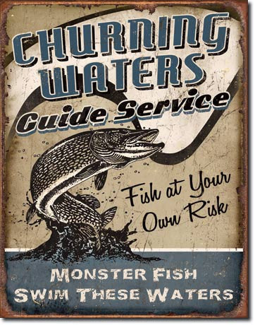 Churning Waters Guide Service